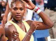 Ludivine Rétori se fait passer pour Serena Williams...au pays de Colbert le père du Code Noir...ils n'y ont vu que du feu